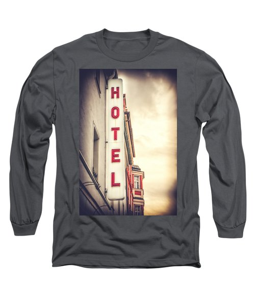 Home Is Home Long Sleeve T-Shirt