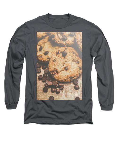 Home Made Biscuit Batch Long Sleeve T-Shirt