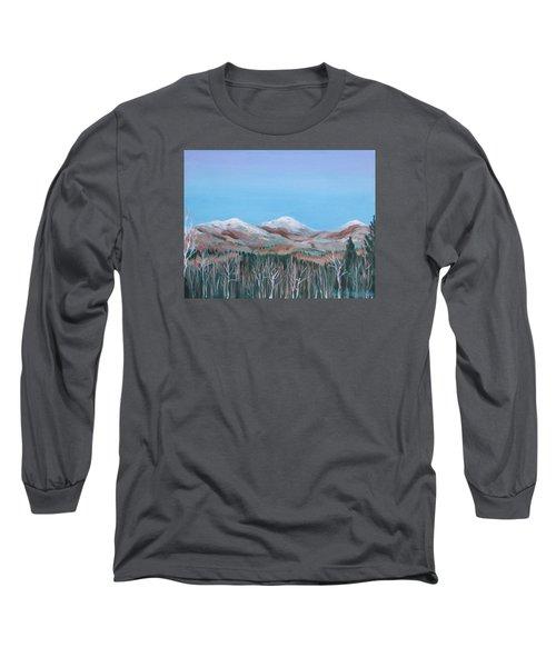 Home View Long Sleeve T-Shirt