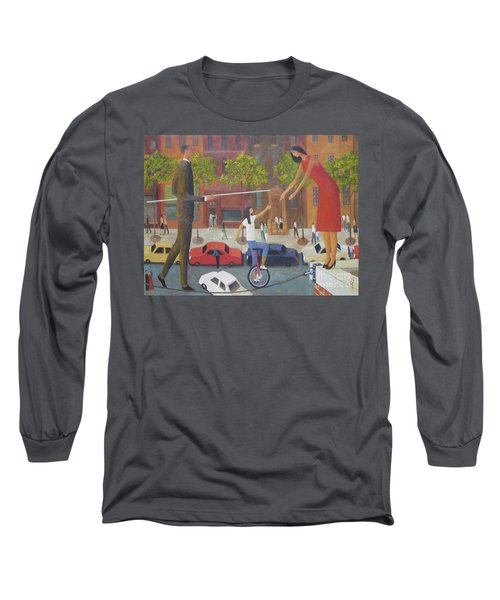 Homecoming Long Sleeve T-Shirt