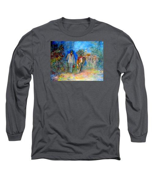 Homeland Museum Long Sleeve T-Shirt