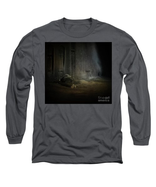 Homeless In China Long Sleeve T-Shirt
