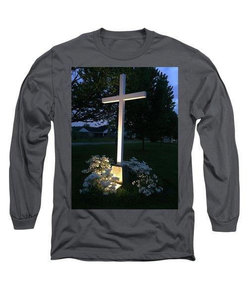 Hometown Faith Long Sleeve T-Shirt
