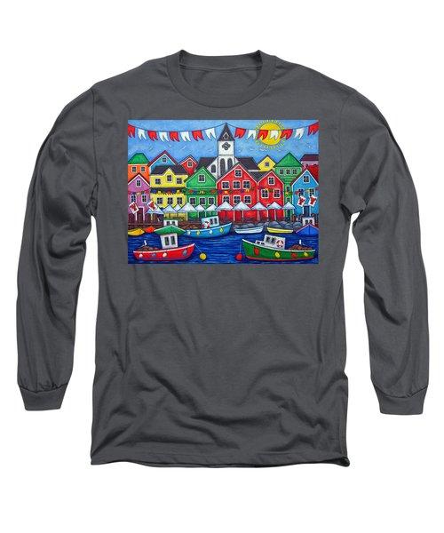 Hometown Festival Long Sleeve T-Shirt