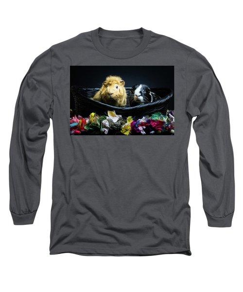 Honey And Kit Long Sleeve T-Shirt