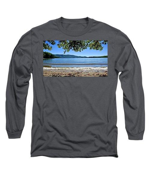 Honey Suckel Cove, Smith Mountain Lake Long Sleeve T-Shirt