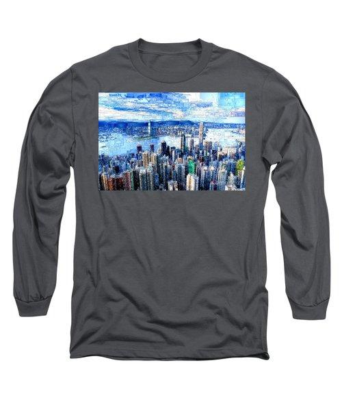 Hong Kong, China Long Sleeve T-Shirt