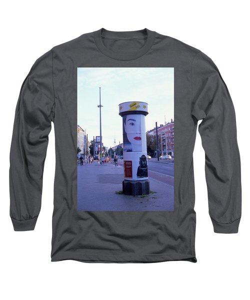 Hong Kong In Berlin Long Sleeve T-Shirt