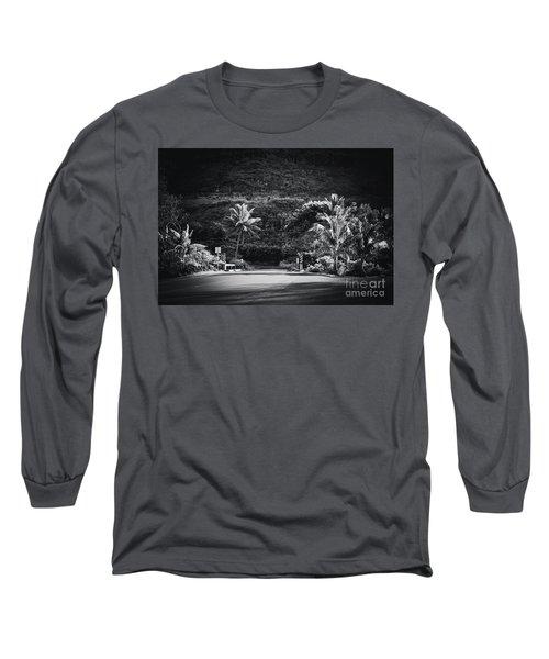 Long Sleeve T-Shirt featuring the photograph Honokohau Maui Hawaii by Sharon Mau