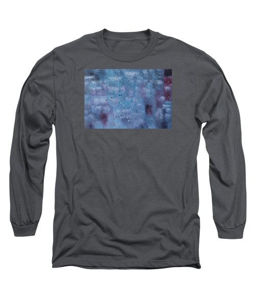 Hope Is Happiness... Long Sleeve T-Shirt