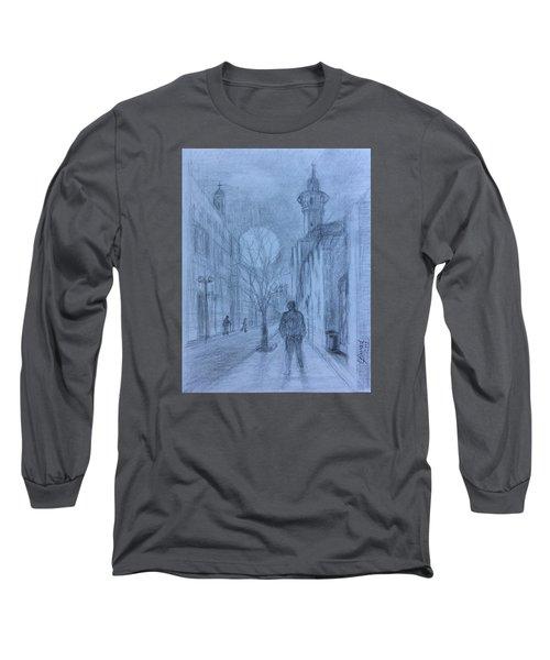 Moon Of Hope Long Sleeve T-Shirt
