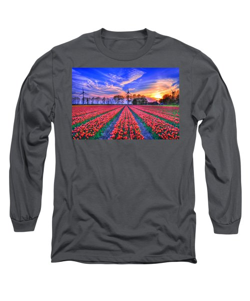 Hope Of Spring Long Sleeve T-Shirt