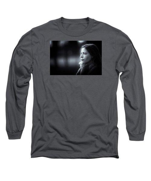 Hope Long Sleeve T-Shirt by Robert Krajnc