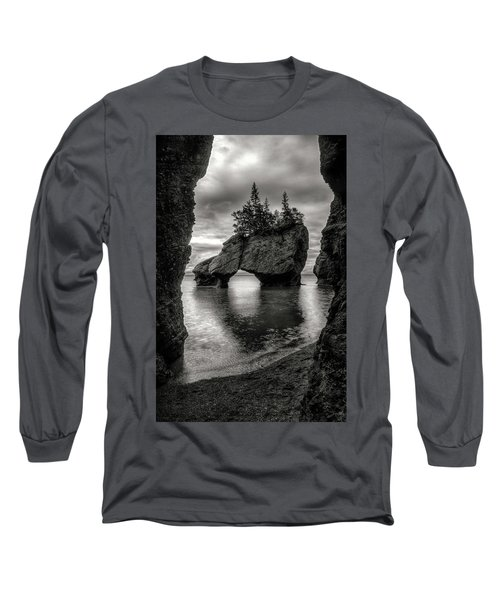 Hopewell Rocks Long Sleeve T-Shirt