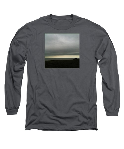 Horizon Light Long Sleeve T-Shirt by Anne Kotan