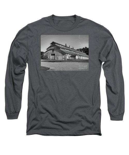 Horse Barn Exited Long Sleeve T-Shirt