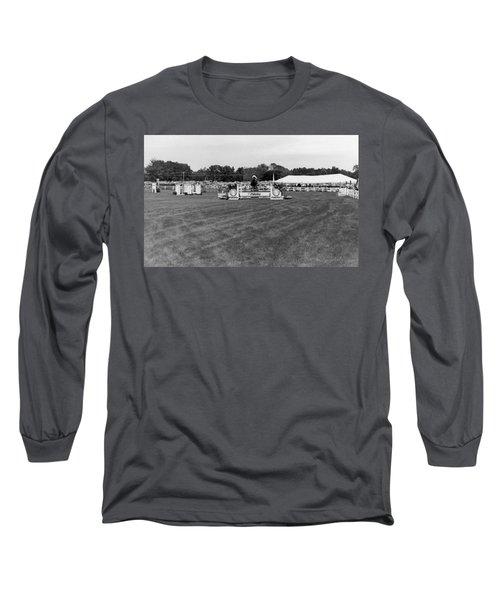 Horse Show  Long Sleeve T-Shirt