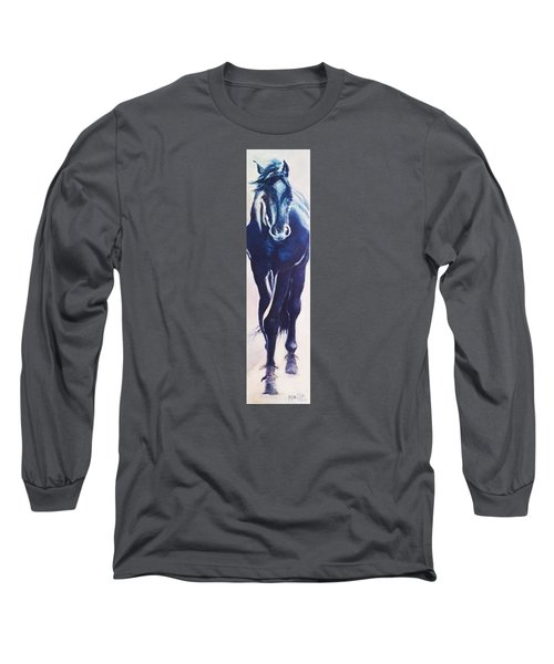 Horse Sz Long Sleeve T-Shirt