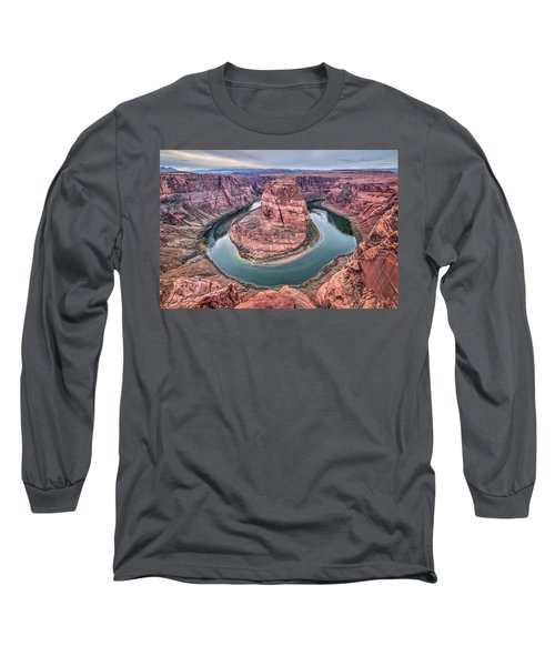 Horseshoe Bend Arizona Long Sleeve T-Shirt