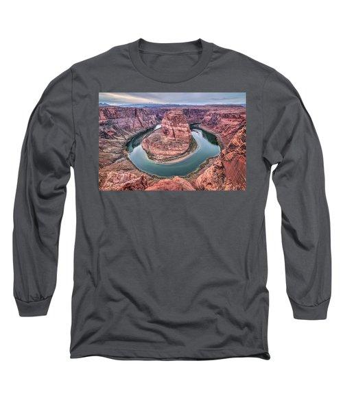 Horseshoe Bend Arizona Long Sleeve T-Shirt