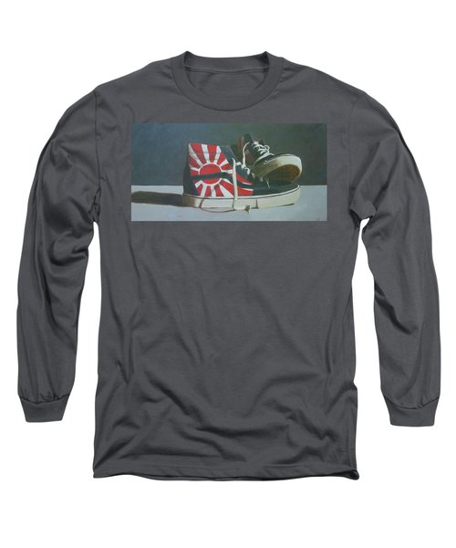 Hosoi Vans Long Sleeve T-Shirt