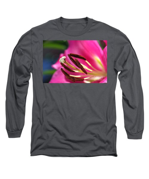 Hot Is Lily Long Sleeve T-Shirt