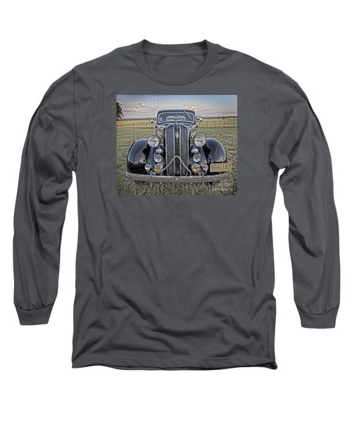 Hot Off The Grill Long Sleeve T-Shirt