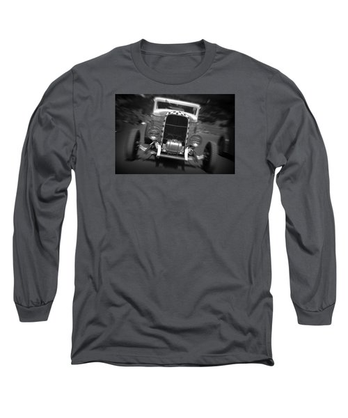 Hot Rods At Pendine 11 Long Sleeve T-Shirt