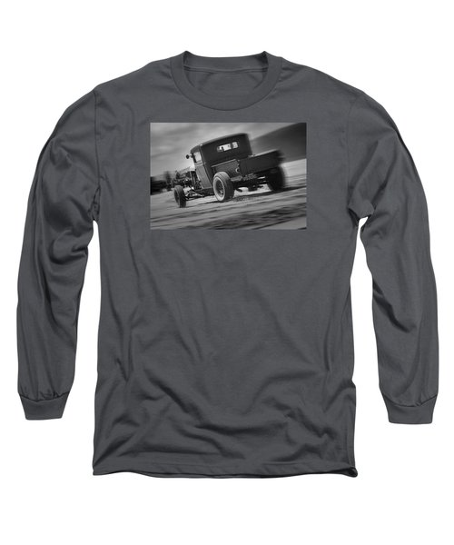 Hot Rods At Pendine 13 Long Sleeve T-Shirt
