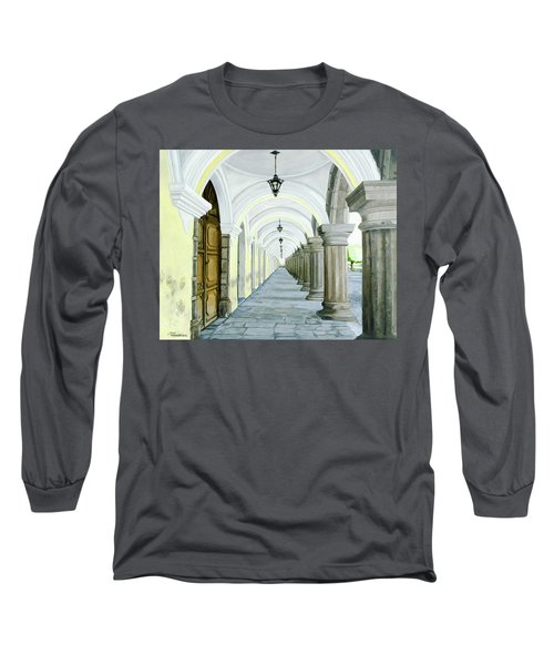 Hotel Casa Mia Long Sleeve T-Shirt