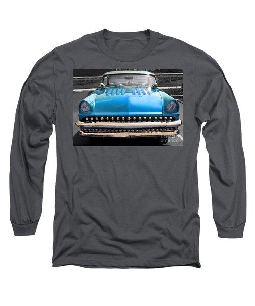 Long Sleeve T-Shirt featuring the photograph Hotrod  by Raymond Earley