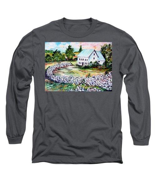 House In Bosnia H Kalinovik Long Sleeve T-Shirt