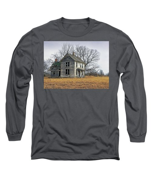 House Of Kansas Past Long Sleeve T-Shirt