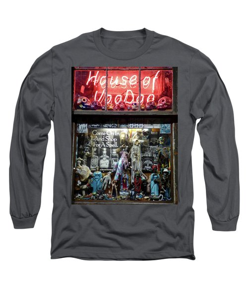 House Of Voodoo Long Sleeve T-Shirt