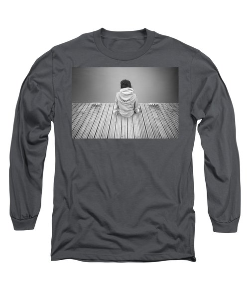 How Long Can You Stay Still Long Sleeve T-Shirt