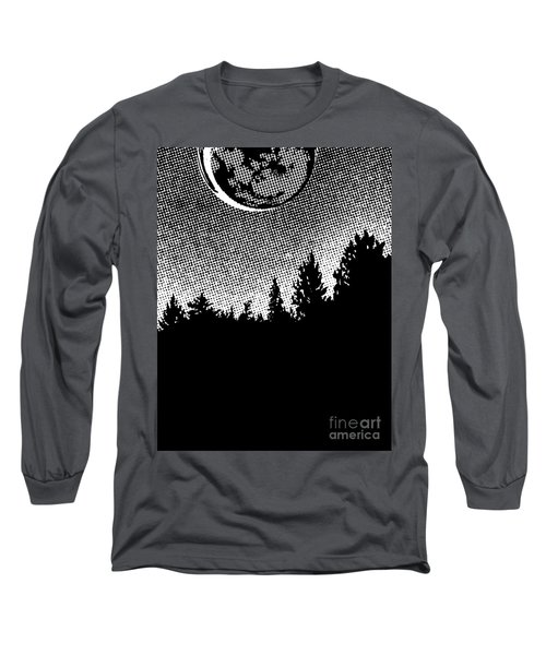 How Long Do You Think They'll Be To Pick Us Up Long Sleeve T-Shirt