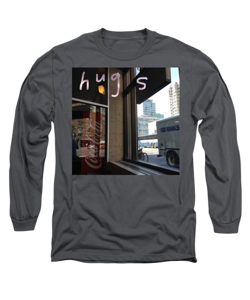 Hugs Long Sleeve T-Shirt