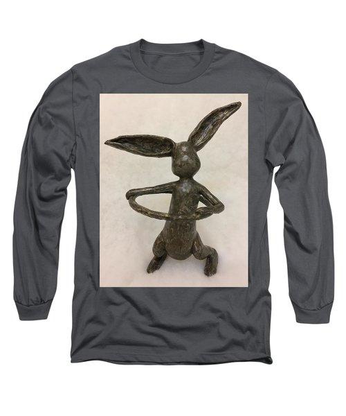 Hula Hooping Long Sleeve T-Shirt