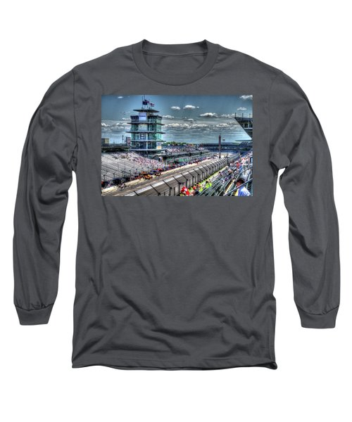 Hulman Suites Long Sleeve T-Shirt