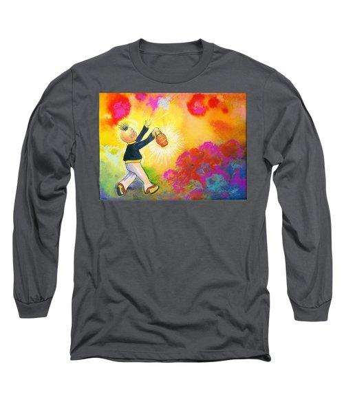 Hum Spreading Chi Long Sleeve T-Shirt