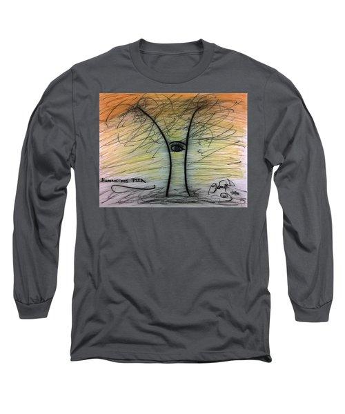 Humanities Plea Long Sleeve T-Shirt