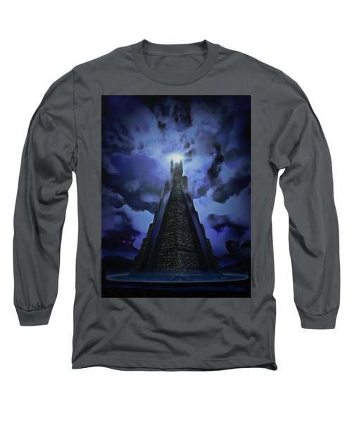 Humanity's Last Stand Long Sleeve T-Shirt