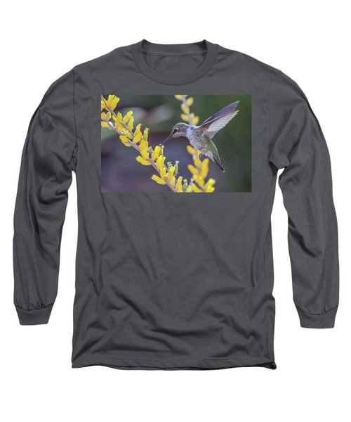 Hummingbird 6750-041818-1cr Long Sleeve T-Shirt