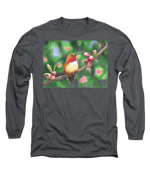 Hummy Long Sleeve T-Shirt