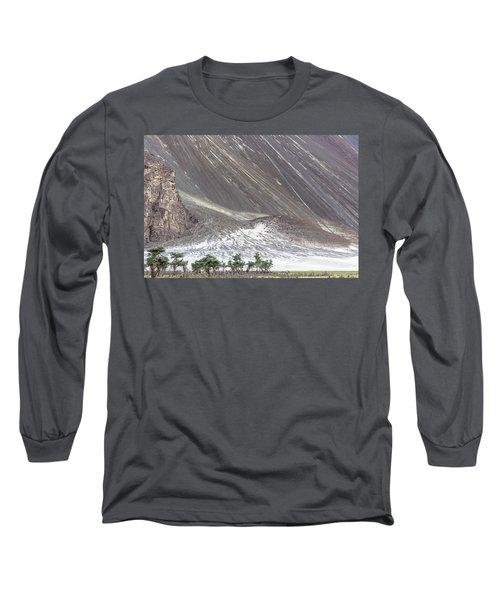 Hunder Desert Long Sleeve T-Shirt
