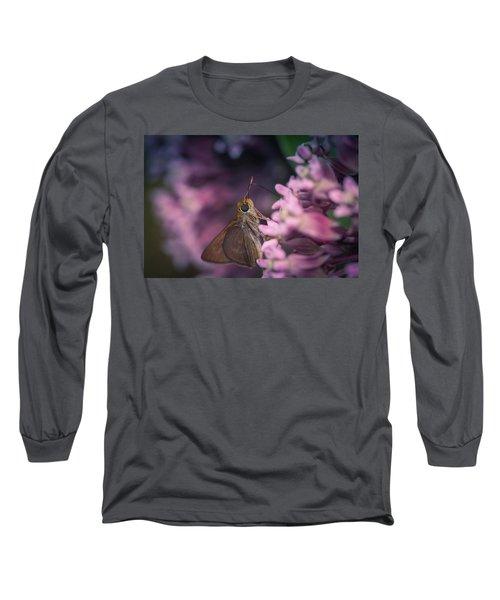 Hungry Moth Long Sleeve T-Shirt