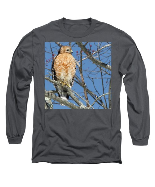 Long Sleeve T-Shirt featuring the photograph Hunter Square by Bill Wakeley