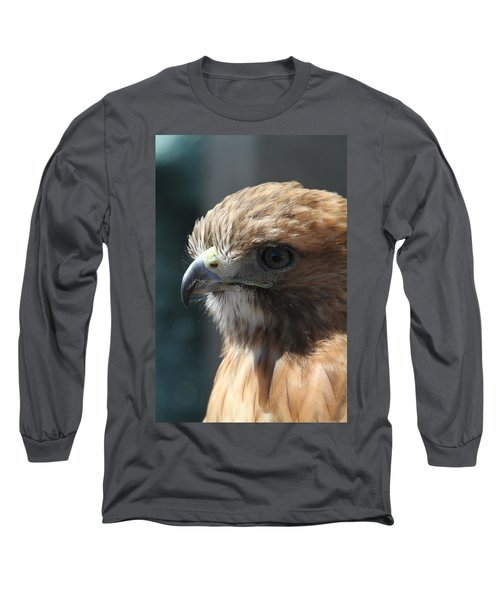 Long Sleeve T-Shirt featuring the photograph Hunter's Spirit by Laddie Halupa