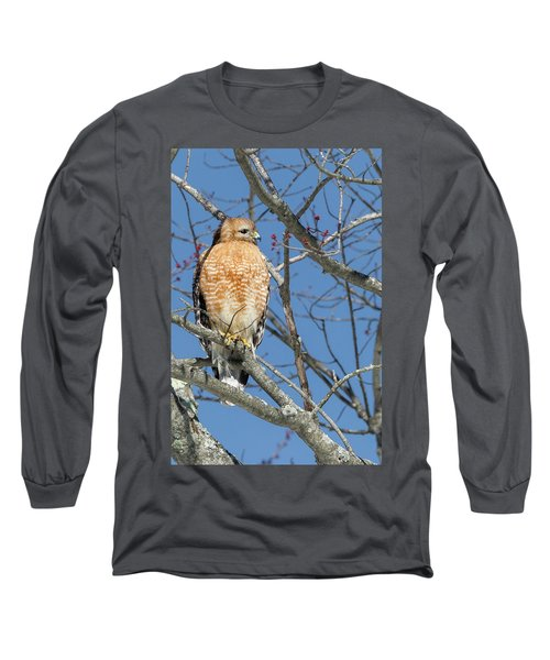 Long Sleeve T-Shirt featuring the photograph Hunting by Bill Wakeley
