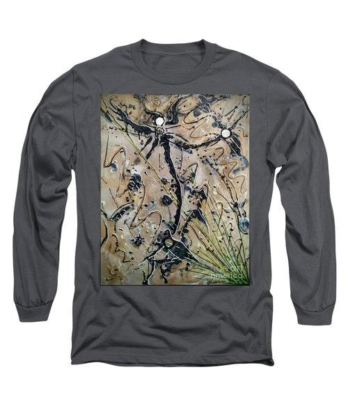 Hurricane Matthew Long Sleeve T-Shirt
